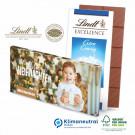 Schokoladentafel Excellence von Lindt, Klimaneutral, FSC®-zertifiziert
