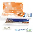Grußkarte Lindt Excellence, Klimaneutral, FSC®-zertifiziert