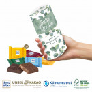 Kissenverpackung Design, Klimaneutral, FSC®