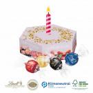Jubiläums- & Geburtstags-Box Lindor, Klimaneutral, FSC®