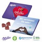 I Love Milka 110 g, Klimaneutral, FSC®