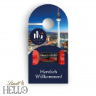 Promotion-Anhänger Lindt Hello Mini