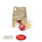 Präsentverpackung Selection Mini mit Lindt Lindor Pralinés, 2er