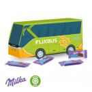 3D Präsent Bus Milka Naps