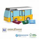 Präsent Weihnachts-Bus Ritter Sport, Klimaneutral, FSC®-zertifiziert