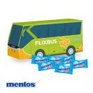 3D Präsent Bus Mentos