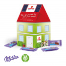 3D Präsent Haus Milka