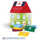 3D Präsent Haus Ritter Sport