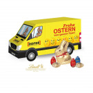 """3D Präsent """"Transporter"""" mit Schokoladenmischung von Lindt"""