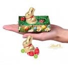 Osternest mit Schokolade von Lindt