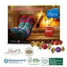 Wand-Adventskalender mit Lindt Winter-Pralinés, Klimaneutral, FSC®-zertifiziert