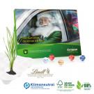 Ökologischer Adventskalender Lindt Organic, Klimaneutral, FSC®-zertifiziert