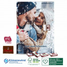 Wand-Adventskalender Business Exklusiv Klimaneutral, FSC®-zertifiziert