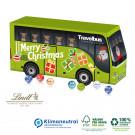 3D Adventskalender Lindt Bus, Klimaneutral, FSC®-zertifiziert