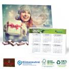 2 in 1 Adventskalender mit Jahresplaner Sarotti, Klimaneutral, FSC®-zertifiziert