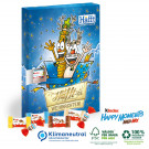 Adventskalender kinder® Happy Moments, Klimaneutral, FSC®-zertifiziert