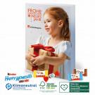 Adventskalender kinder® Happy Moments, Klimaneutral, FSC®-zertifiziert
