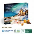 Wand-Adventskalender Ferrero, Klimaneutral, FSC®-zertifiziert
