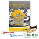 Wand-Adventskalender Toblerone, Klimaneutral, FSC®-zertifiziert
