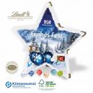 Adventskalender Stern Lindt, Klimaneutral, FSC®-zertifiziert