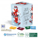 Adventskalender Cube XL Ritter Sport, Klimaneutral, FSC®-zertifiziert