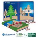 Adventskalender Sarotti Weihnachtsbuch Exklusiv, Klimaneutral, FSC®-zertifiziert