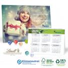 2 in 1 Adventskalender mit Jahresplaner Lindt Minis, Klimaneutral, FSC®-zertifiziert