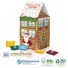 Adventskalender-Haus Ritter SPORT, Klimaneutral, FSC®-zertifiziert
