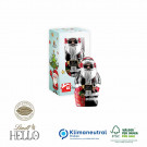 Hello Xmas Santa Mini 10 g, Klimaneutral, FSC®-zertifiziert