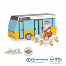 Präsent Weihnachts-Bus Lindt, Klimaneutral, FSC®-zertifiziert