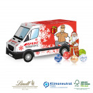 Präsent Weihnachts-Transporter, Klimaneutral, FSC®-zertifiziert
