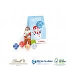 Präsent Christmas Minis Lindt, Klimaneutral, FSC®-zertifiziert