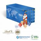 Präsent Weihnachts-Container, Klimaneutral, FSC®-zertifiziert