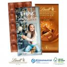 Lindt Weihnachtsschokolade, Klimaneutral, FSC®-zertifiziert