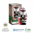 Hello Xmas Santa 140 g, Klimaneutral, FSC®-zertifiziert