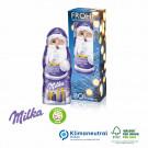 Milka Weihnachtsmann, 50 g, Klimaneutral, FSC®-zertifiziert