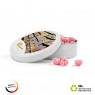 Bonbondose Maxi mit Bonbons