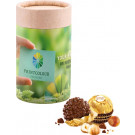 Papierdose Eco Midi mit Ferrero Rocher