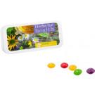 Schiebedeckeldose mit Skittles Kaubonbons