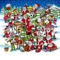 Weihnachtswirbel
